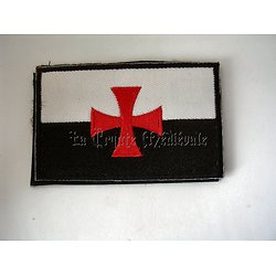 PATCH ECUSSON TEMPLIER CROIX PATTEE