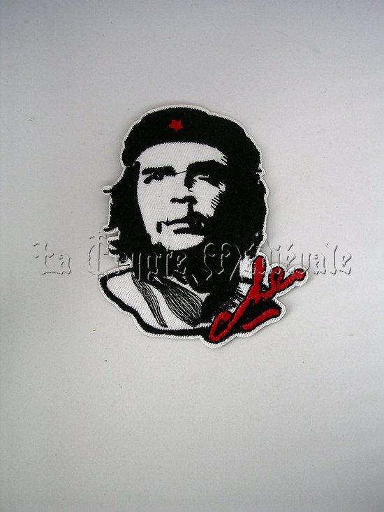 PATCH ECUSSON CHE GUEVARA/REVOLUTION CUBA
