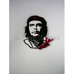 PATCH ECUSSON CHE GUEVARA/REVOLUTION CUBA