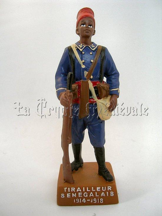 TIRAILLEUR SENEGALAIS GUERRE 14/18/CENTENAIRE 1914/1918