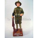 SOLDAT AMERICAIN GUERRE 14/18/CENTENAIRE 1914/1918