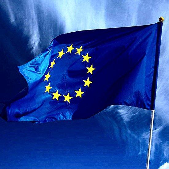 DRAPEAU EUROPE/UNION EUROPEENNE 150X87cm