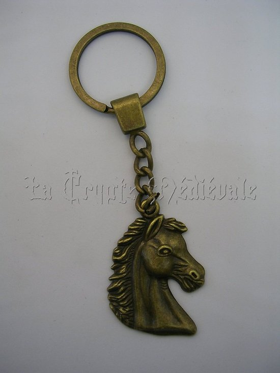 PORTE CLEF PONEY/PONEY-CLUB