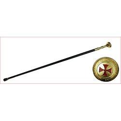 Canne épée TEMPLIER Croix Pattée