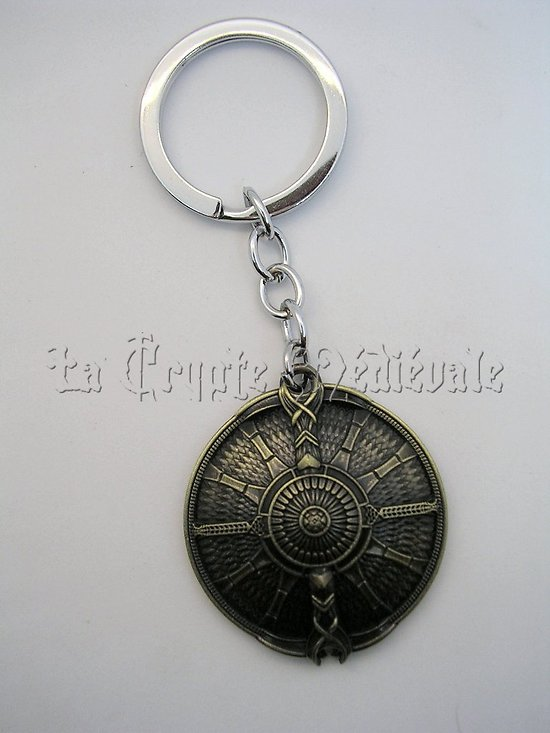 PORTE CLEF GOD OF WAR/BRZ