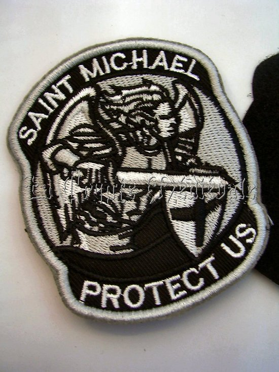 PATCH ECUSSON ARCHANGE SAINT MICHEL