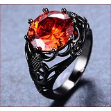 BAGUE NEW DESIGN RETRO VICTORIEN 9