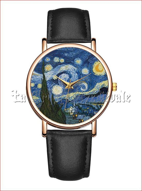 MONTRE BRACELET VAN GOGH/La nuit étoilée