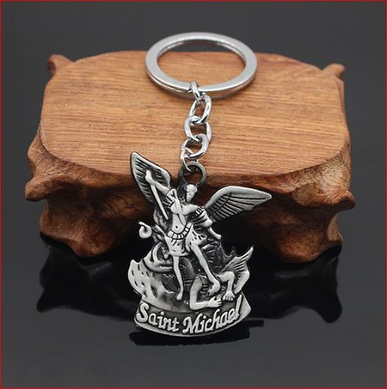 PORTE CLEF SAINT MICHEL ET DRAGON