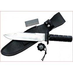 Couteau Survie/Randonnée/ Commando