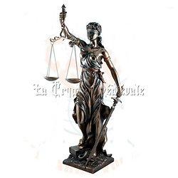 LA JUSTICE/THEMIS GRAND MODELE 75cm