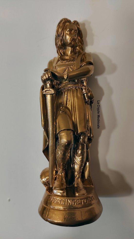 Vercingetorix/Statue de Millet/Alésia/Gaulois/J.César