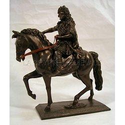 Louis XIV à Cheval/Roi Soleil/Versaillesou/France/Lys/
