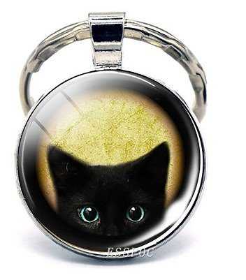 PORTE CLEF CHAT 5/CAT'S EYE