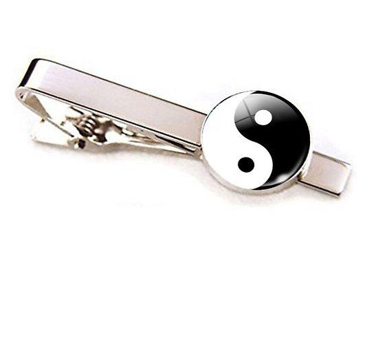 Pince à cravate YNG YANG/FEN SHUI