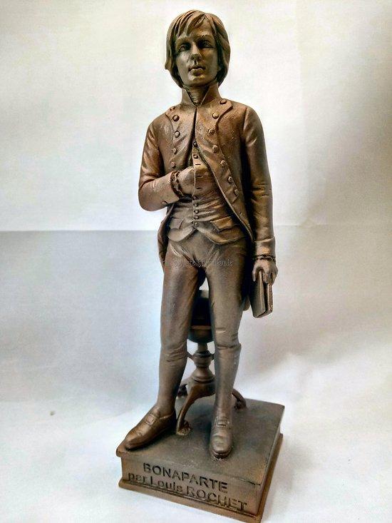 Napoléon Bonaparte à Brienne par Louis Rochet