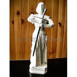 Jeanne D'Arc par Alphonse Eugene Guilloux/ROUEN