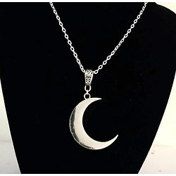 PENDENTIF WICCA LUNE/SORCELLERIE MAGIE