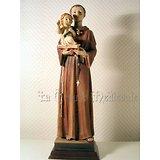 SAINT ANTOINE DE PADOUE A L ENFANT JESUS/FRANCISCAINS