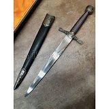 Dague Excalibur Avec Fourreau/légende du Roi Arthur