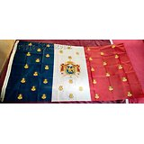 Drapeau NAPOLEON III SECOND EMPIRE/150cm sur 90cm
