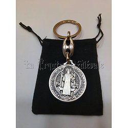 PORTE CLEFS SAINT BENOIT/PROTECTION