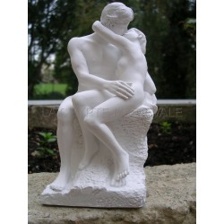 Le Baiser de Rodin salon de Paris 1898