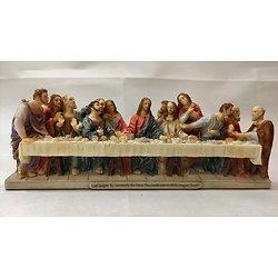 La cène Léonard de Vinci/Pâques/Eucharistie