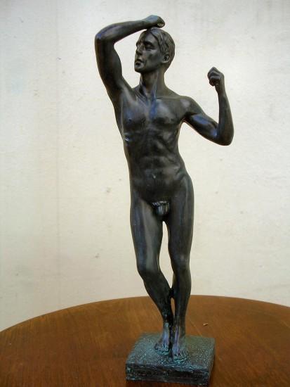 L U0026 39 Age D U0026 39 Airain  Sculpture  Musee  Rodin  Hotel Biron  Art