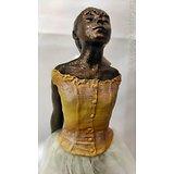 La Petite danseuse âgée de 14 ans de Degas Style bronze 21cm/Opéra
