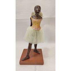 La Petite danseuse âgée de 14 ans de Degas G.M.Style bronze 16cm/Opéra