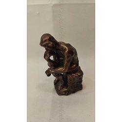 Miniature LE PENSEUR DE RODIN/ART DE POCHE
