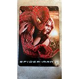 PLAQUE METAL SPIDERMAN/PETER PARKER/COMICS