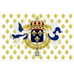 Drapeau ROYALISTE/ROI DE FRANCE