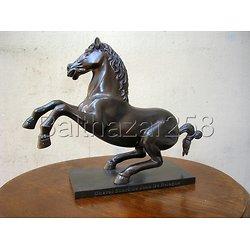 Cheval cabré/Jean de Bologne/STATUE FLORENCE/équitation