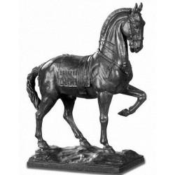 Cheval d'Antoine Bourdelle /STATUE /équitation