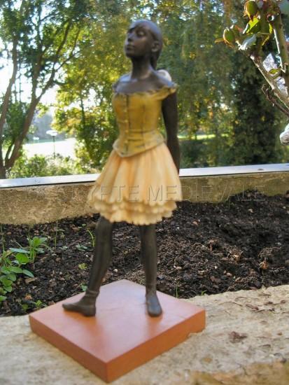 Petite danseuse agée de 14 ans/Degas/Danse classique/PM