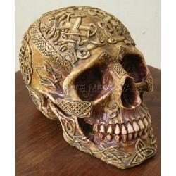 Crâne Celtique/Goth/Tatoo
