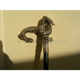 Canne Epee Dragon Medieval