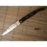 Couteau De Chasse Laguiole Le Bougna/Manche Corne/41