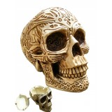 Crâne cendrier Celtique
