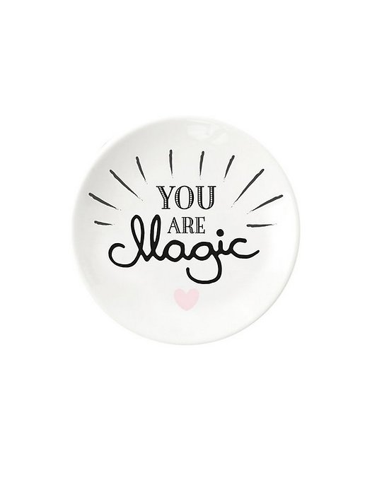 Rajah - Mini assiette  // You are magic