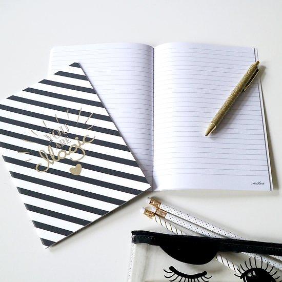 | GAMBETTE | - Lot de 2 cahiers // You are magic