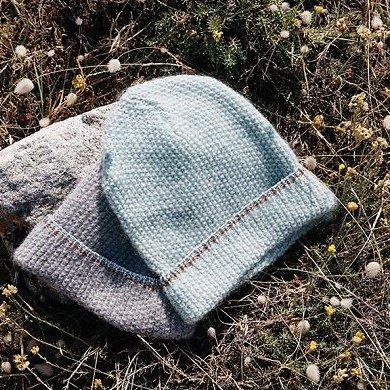 | BEANIE | - Bonnet mohair avec lurex // Plusieurs coloris