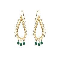 | ALICE | - Boucles d'oreilles perles // Plusieurs coloris