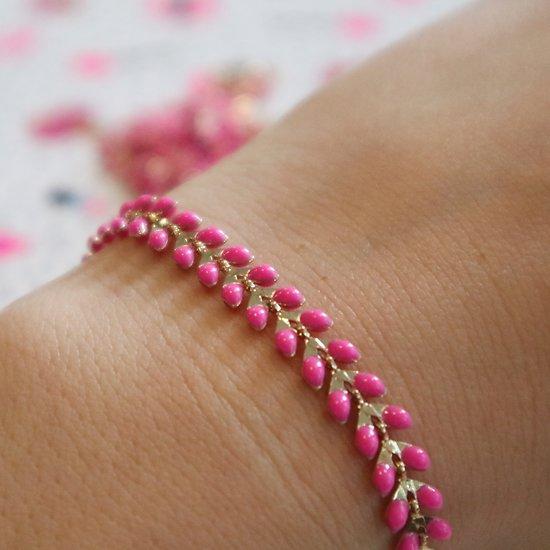 | CÉSAR | - Bracelet fantaisie épis // Plusieurs coloris