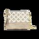 | CELESTE | - Pochette cuir métallisé