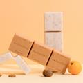 Maxi gel douche solide Abricot & karité