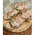 Sandales à talons Edelweiss
