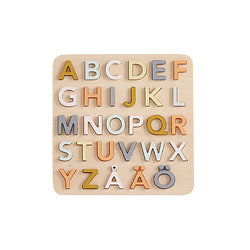 Puzzle ABC Sybille